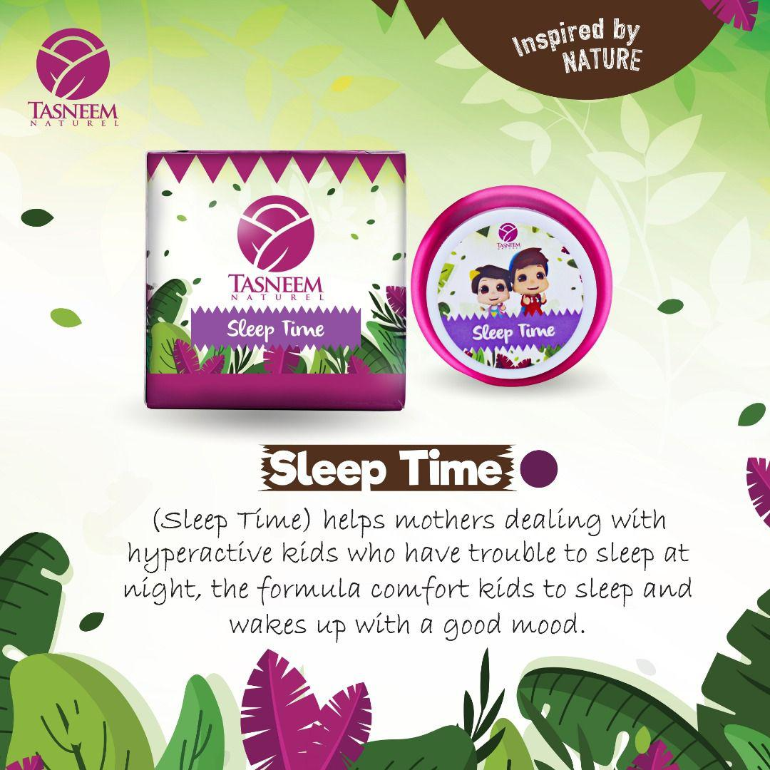 Tasneem Naturel Sleep Time Balm