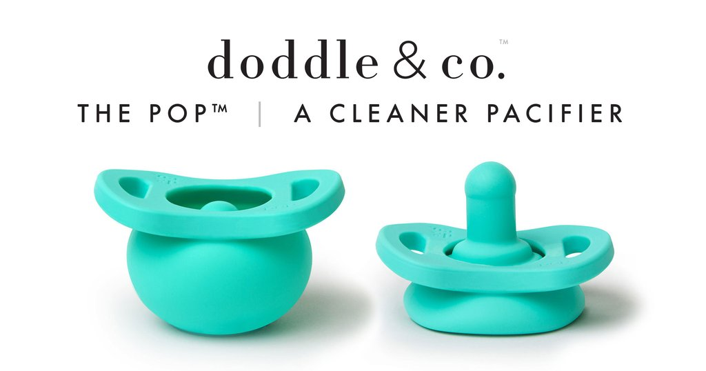The Pop Pacifier - In Teal Life